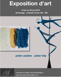 Peter Lely and Peter Austen Exhibition 15 June
