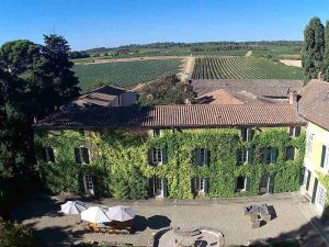 Award winning vineyard, wedding venue and holiday rental at Domaine Saint Hilaire